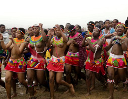 Real nude african queens dancing..