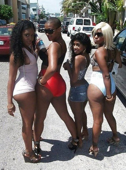 Meet the ebony females, they has not a..