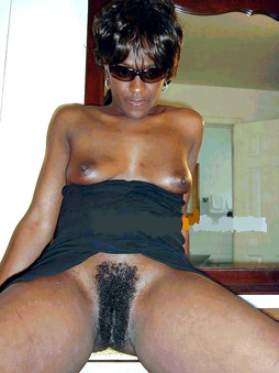 Meet the nude old black females, they..