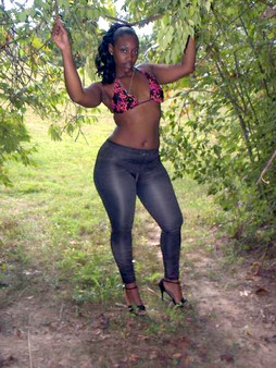 Picture collection of an ebony hottie..