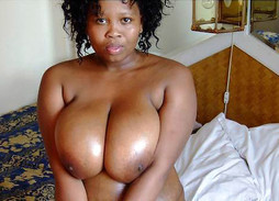 Amazing, real nude black women and..