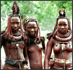teens naked african tribe