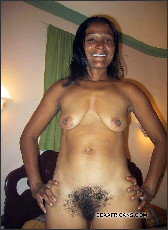 Naked Black Mums