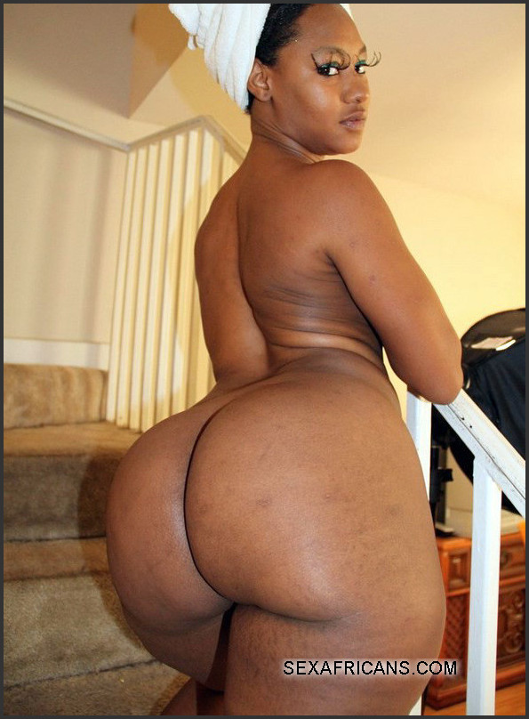 Big booty black women commit